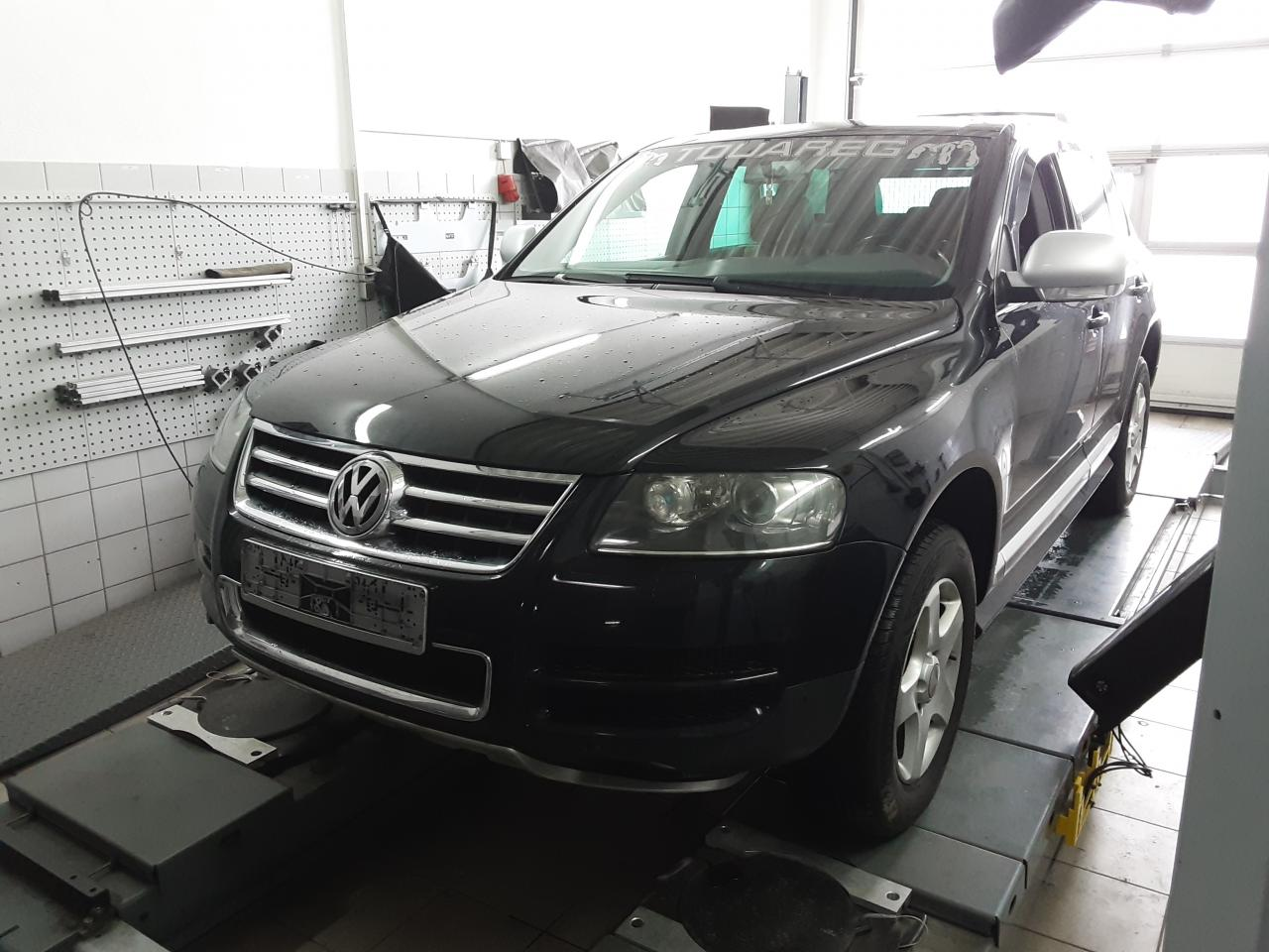 Volkswagen Touareg V6 TDI Kong