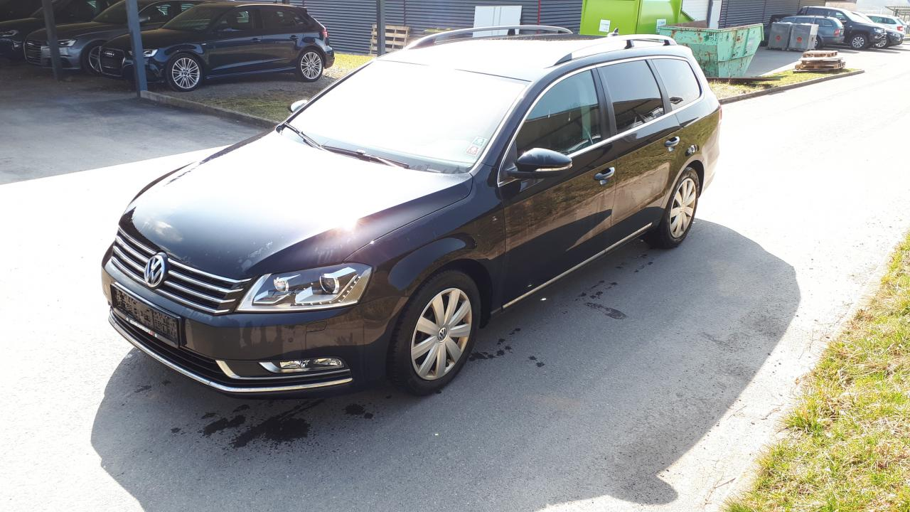 Volkswagen Passat Variant Business Edition BlueMotion 4Motion