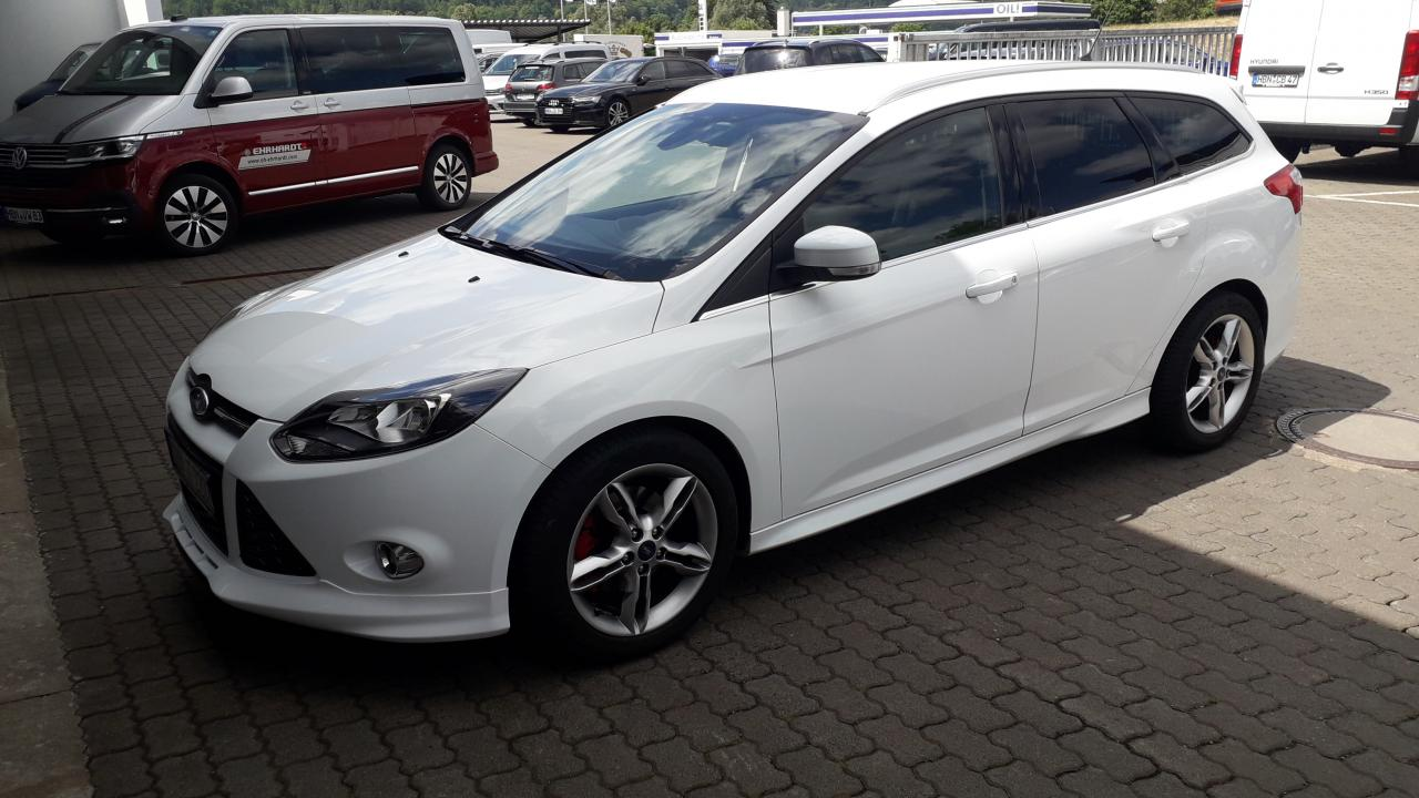 Ford Focus Turnier EcoBoost S